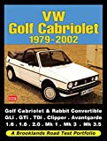 VW  Golf Cabriolet 1979 - 2002 (Road Test Portfolio)