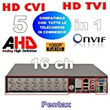 Nuovo dvr 16 canali ibridi 5 in 1 - Best Reviews Guide