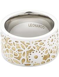 Leonardo Jewels Damen-Ring Edelstahl Giardino   01519
