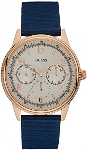 GUESS WATCHES GENTS AVIATOR Men's watches W0863G4