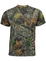 Camo Men's Moss Tree Print Camouflage T Shirt