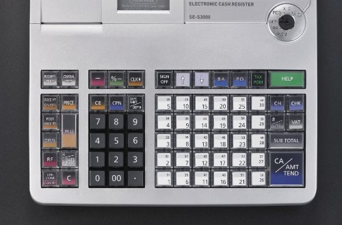 Deals For Casio SES3000 – SE-S3000 Cash Register on Line