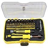 HAILAN 70in1 Schraubendreher Set-Reparaturwerkzeug Kit Schraubendreher Handwerkzeug-Kit Für Telefone, Kameras, Uhren, Kleine und Große Geräte Andere elektronische Produkte