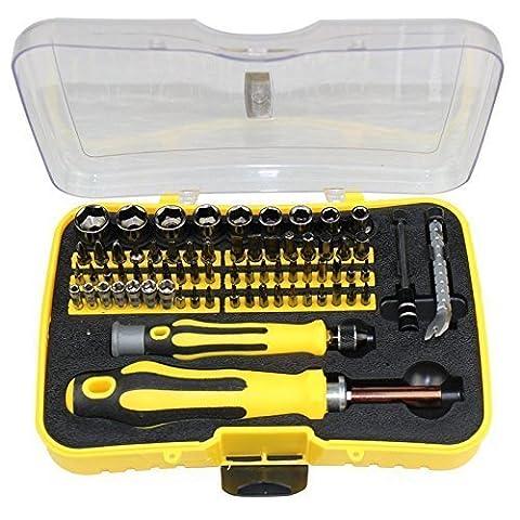HAILAN 70in1 Screwdriver Set-Repair Tools Kit Screwdriver