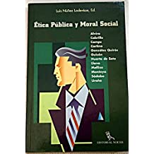 Etica publica y moral social