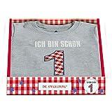 Spiegelburg 11714 T-Shirt 'Ich bin schon 1' BabyGlück Gr. 80/86