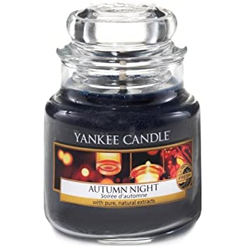 Yankee Candle Autumn Night Jar Candle - Small