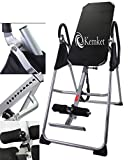 Kemket Professional Inversion Table - Reduce Back Pain, Stress and Improve Posture And Flexibility *LIMITED OFFER Inversion Table, 1