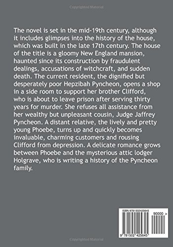 the dynamic character and change of hepzibah pyncheon the protagonist of the house of seven gables a Hepzibah pyncheon - the current occupant of the house with seven gables, hepzibah is clifford's sister and a cousin to judge pyncheon and phoebe with her face locked in a permanent scowl due to nearsightedness, hepzibah scares customers away from her small store, but she has a good heart and takes good care of her brother.