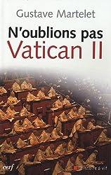 N'oublions pas Vatican II