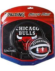 Spalding – Set mini tablero NBA Chicago Bulls -