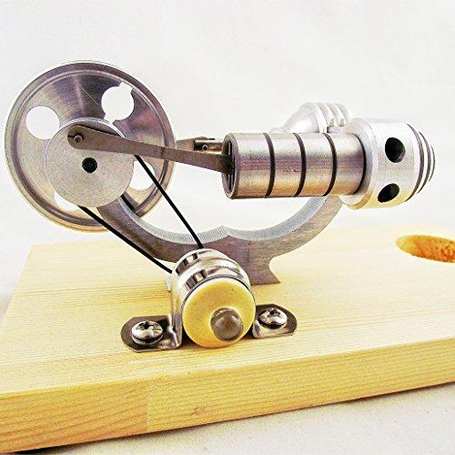 Mendocino 2 Licht (Pomcat KM01 Neue Dampfmotor Modell Stirling Motor Pädagogische Spielzeug-Sets)