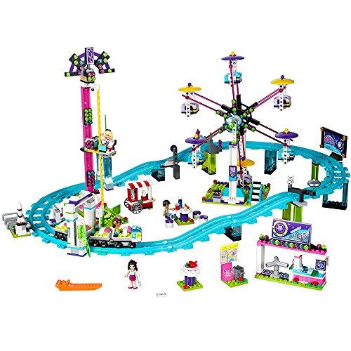 LEGO Friends 41130 - La Montagne Russe del Parco Divertimenti