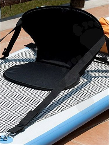 lucky-bums-kayak-seat-for-inflatable-stand-up-paddle-board-black-by-lucky-bums