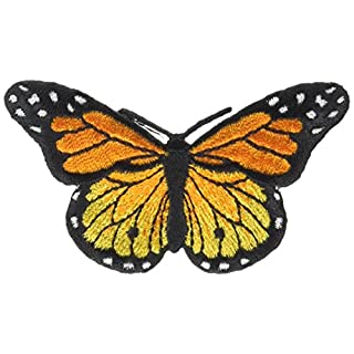 Wrights Iron-On Appliques -Monarch Butterfly 3