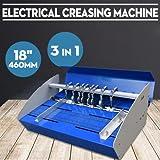 Elektrische Nutmaschine Rillmaschine 18
