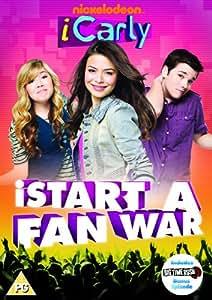 iCarly: iStart a Fan War [DVD]
