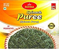 Sohna Ready To Eat -Spinach Puree (850 Gram) Pack Of 1- Sbtm