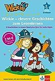 Wickie - clevere Geschichten zum Lesenlernen - 2. Klasse