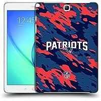 Ufficiale NFL Camou New England Patriots Logo Cover Retro Rigida per Samsung Galaxy Tab A 9.7
