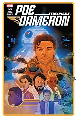 THE AWAKENING BEGINS! Lor San Tekka has been found and Poe Dameron is off to recover the missing link to Luke Skywalker's whereabouts. But his plan goes astray when the First Order intervenes on Jakku…Follow Poe Dameron's adventures during the unseen...