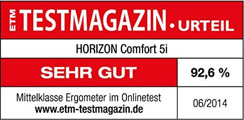 Horizon Fitness Ergometer Comfort 5i, 100750 - 5