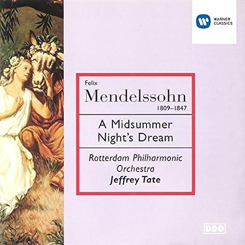 A Midsummer Night's Dream, Op.61: Entry of Oberon & Titania (Act II)