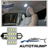 #4: AUTOTRUMP 16 led Interior Roof light for Maruti Suzuki S Cross