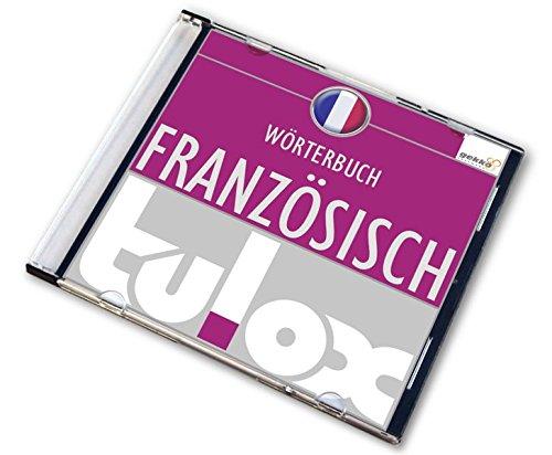 tulox - großes e-Euro-Wörterbuch Französisch - Deutsch mit 90.000 vertonten fremdsprachlichen Einträgen
