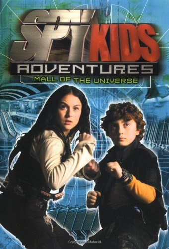 Spy Kids Adventures: Mall of the Universe - Book #5