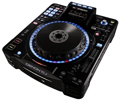 SC2900 Digital Controller and Media Player by Denon