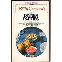 """Betty Crocker""""s Dinner Parties"""