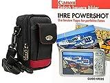 Foto Kamera Tasche Bag mit Regencape plus Handbuch Ihre Powershot Canon S100 S120 S200 SX270 SX270 SX600 sx620 SX700 SX710
