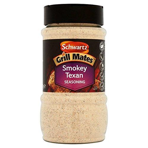 Schwartz Grill Mates Smokey Texan Assaisonnement 340g (pack de 6 x 340g)