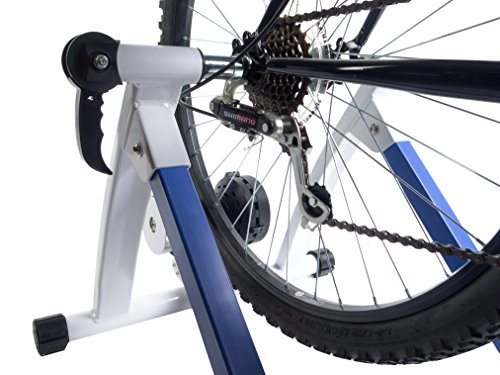 BDBikes Bike Magnetic Turbo Trainer – Variable Resistance Bike Trainer