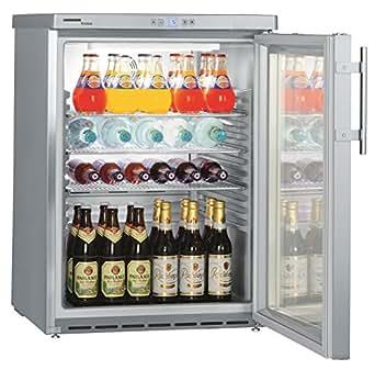 Liebherr FKUv 1663-22 Autonome réfrigérateur à boisson - réfrigérateurs à boisson (Autonome, 4 étagères, 141 L, ST, 0,898 kWh/24h, 600 mm)