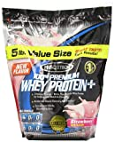 Muscletech 100% Premium Whey Protein Plus (2.26Kg, Strawberry)