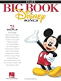 The Big Book Of Disney Songs Instrumental Folio Flute BK