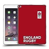 Officiel England Rugby Union Logo 2017/18 Première Xv Étui Coque en Gel molle pour iPad Air 2 (2014)...