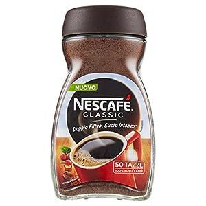 NESCAFÉ CLASSIC Caffè Solubile Barattolo, 100 g