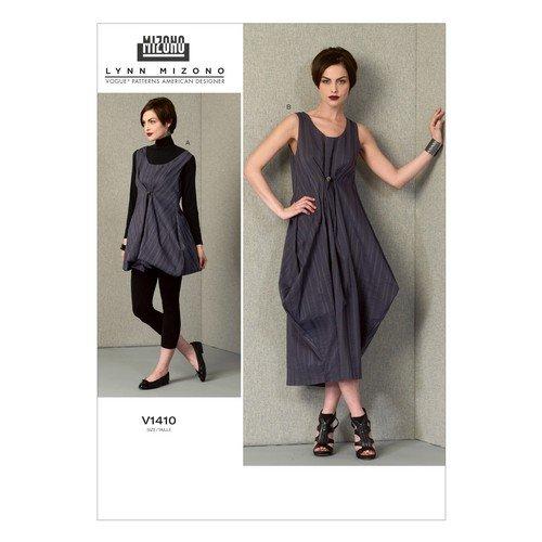 vogue-pattern-cartamodello-numero-v1410-e5-14-16-18-20-22