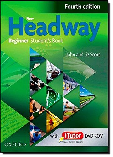 New Headway Beginner : Student's Book (1DVD)