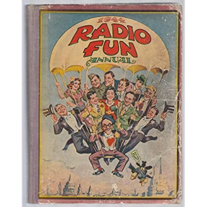 Radio Fun Annual 1944