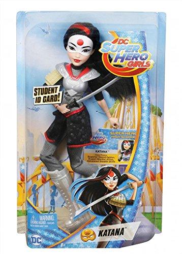 DC Super Hero Girl - FDJ30 - DC Poupée Katana