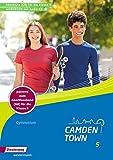 Camden Town - Allgemeine Ausgabe 2012 für Gymnasien: Workbook 5 mit Audio-CD für G8