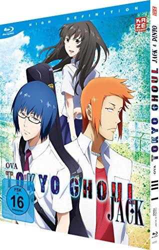 Tokyo Ghoul – OVAs Jack/Pinto [Blu-ray]