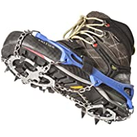 Nortec ALP - Crampones de escalada, color negro, talla XL