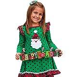 Vestido Niña,ZARLLE Lindo Vestido para Niñas Sin Mangas Casual Princesa Vestir Infantil de Fiesta Verano,Baile de graduación, Vestido, Princesa, Vestido de Novia