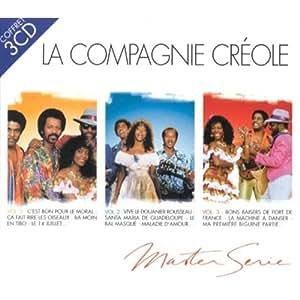 La Compagnie créole (Vol.1, 2 & 3) - (coffret 3 CD)