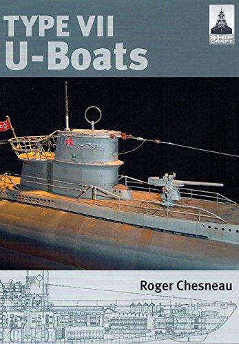 Type V11 U Boats (Shipcraft) por Roger Chesneau